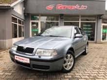 Škoda Octavia 1.8i 4x4 LPG