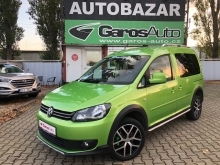 Volkswagen Caddy 2.0TDI 4X4
