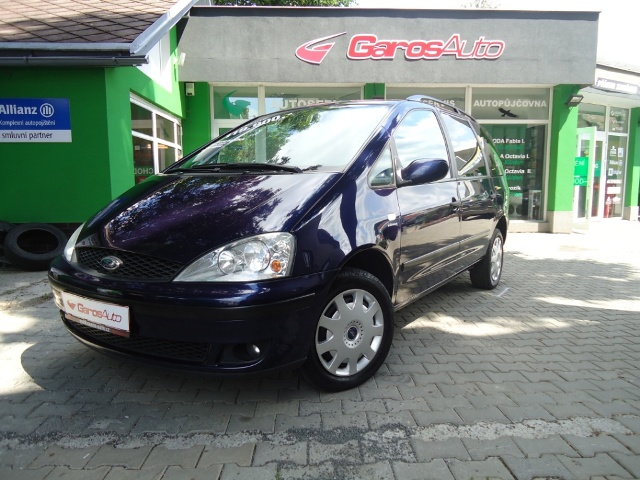 Ford Galaxy Autopujcovna Jablonec 1