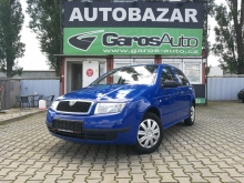 Škoda Fabia 1.4 mpi