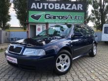 Škoda Octavia 1,9 TDI BEZ KOROZE