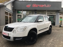 Škoda Yeti 4x4 2,0 TDI TOP STAV