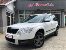 Škoda Yeti, 1,2 TSI 77 KW