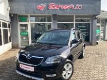 Škoda Yeti 2,0 TDI 103 KW