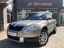 Škoda Yeti 4x4 2,0 TDI 103 KW