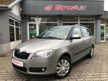 Škoda Fabia 1,2 51Kw combi