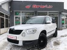 Škoda Yeti 4x4 2,0 103 KW